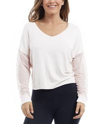 Balance Collection - The Abigail Pullover - Lyst