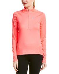 Nike - Core Half-zip Pullover - Lyst