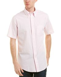 Brooks Brothers - 1818 Regent Fit Woven Shirt - Lyst
