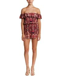 Sage the Label - Florence Romper - Lyst