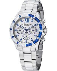 Stuhrling Original - Women's Coronia Watch - Lyst