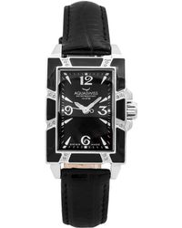 Aquaswiss - Women's Avl Diamond Watch - Lyst