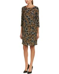 Brooks Brothers - Shift Dress - Lyst