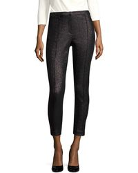 Tracy Reese - Shimmer Skinny Pant - Lyst