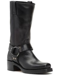 Frye - Heirloom Harness Tall Boot - Lyst