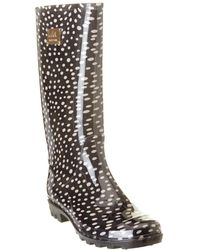 Nicole Miller - Rainday Rain Boot - Lyst