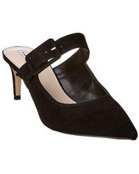 1bb3570fe3a Lyst - Lauren by Ralph Lauren Skyla Ankle Strap Heels in Metallic
