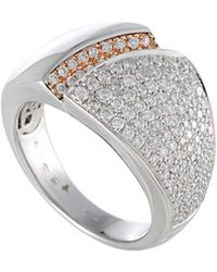 Chimento - 18k 0.88 Ct. Tw. Diamond Ring - Lyst