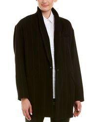 IRO - Delson Wool-blend Coat - Lyst