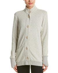 Mountain Hardwear - Sarafin Long Sleeve Wool-blend Cardigan - Lyst