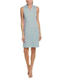 J.McLaughlin - Catalina Cloth Shift Dress - Lyst
