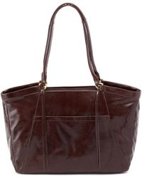 Hobo - Maryanna Leather Tote - Lyst