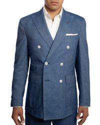 Michael Bastian - Michael Bastion 2pc Slim Fit Wool Suit - Lyst