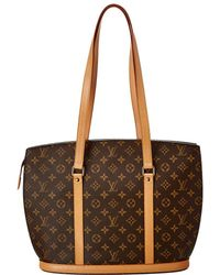 Louis Vuitton - Monogram Canvas Babylone - Lyst