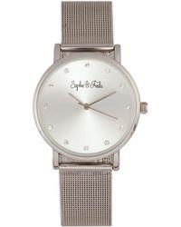 Sophie & Freda - Savannah Watch - Lyst