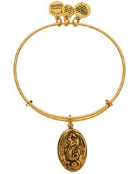 ALEX AND ANI - Dragon Expandable Bracelet - Lyst