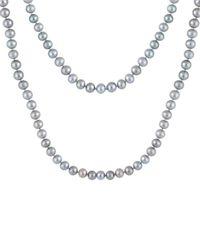 Splendid - 6-7mm Freshwater Pearl 48in Necklace - Lyst
