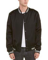 Vince - Varsity Wool-blend Jacket - Lyst