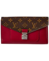 Louis Vuitton - Pink Epi Leather Marie Rose - Lyst