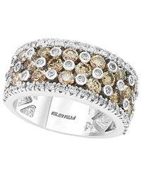 Effy - Fine Jewellery 14k 2.50 Ct. Tw. Diamond Ring - Lyst