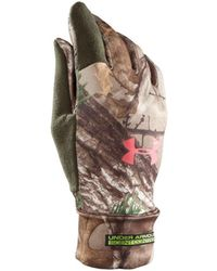 Under Armour - Women's Scent Control Hunting Glove - Lyst