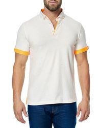 Maceoo - Short Sleeve Polo - Lyst