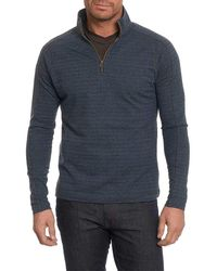 Robert Graham - Warrensburg Classic Fit 1/4-zip Pullover - Lyst