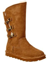 BEARPAW - Jenna Never Wet Water-resistant Suede Boot - Lyst