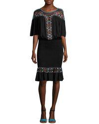 Antik Batik - Odelia Smocked Peplum Dress - Lyst
