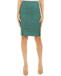 Akris - Pencil Skirt - Lyst