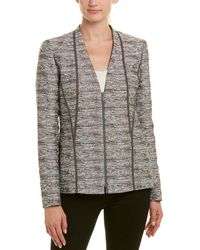 Lafayette 148 New York - Willem Jacket - Lyst