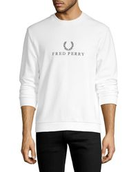 Fred Perry - Tennis Jumper - Lyst