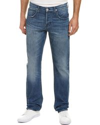 Hudson Jeans - Byron Medium Wash Straight Leg - Lyst