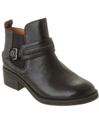 Gentle Souls - Penny Leather Ankle Boot - Lyst