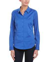 NYDJ - Fit Solution Blouse - Lyst