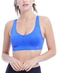 Bally - Total Fitness Sydney Seamless Sport Bra - Lyst