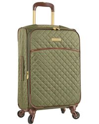 Anne Klein - Bellevue 21inch Quilted Expandable Carry On - Lyst