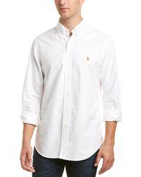 Ralph Lauren - Polo Core Fit Woven Shirt - Lyst