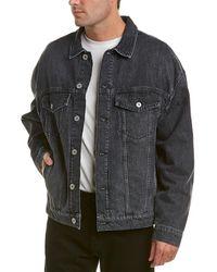 Hudson Jeans - Trucker Jacket - Lyst