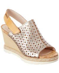 Pikolinos - Bali Leather Sandal - Lyst