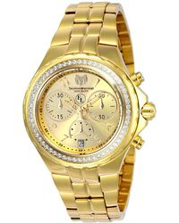 TechnoMarine - Women's Eva Longoria Watch - Lyst