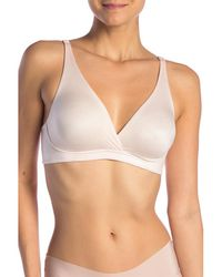 d80f024e7ada7 French Connection - Supersoft Microfiber Bralette - Lyst