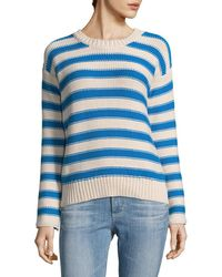 M.i.h Jeans - Amorgos Stripe Sweater - Lyst