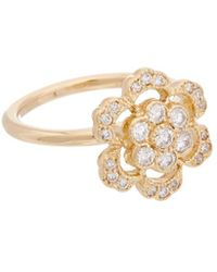 Effy - Fine Jewelry 14k Two-tone 1.90 Ct. Tw. Diamond Ring - Lyst
