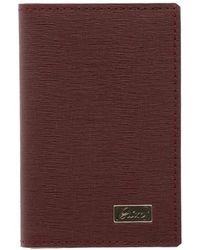 Brioni - Leather Credit Card Holder - Lyst