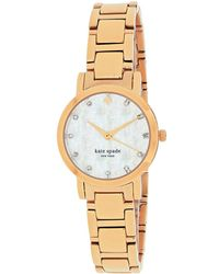 Kate Spade - Women's Gramercy Watch - Lyst
