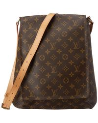 Louis Vuitton - Monogram Canvas Musette Salsa Gm - Lyst