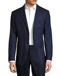 Jack Spade - Warren Fit Textured Double Face Sportcoat - Lyst