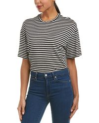 Kendall + Kylie - Striped Bodysuit - Lyst