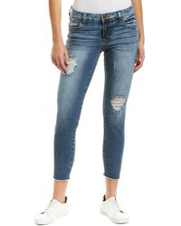 Kut From The Kloth - Connie Contemplative Ankle Skinny Leg - Lyst